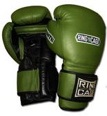 20, 22, 24, 34oz, 50oz, Deluxe MiM-Foam Sparring Gloves - Safety Strap