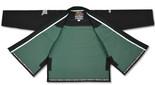 Built-In Rash Guard BJJ Gi Jacket Only - Black