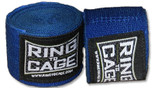 """Handwraps Mexican Style Stretchable-Blue 180"""""""