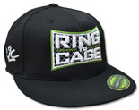 Ring To Cage Fitted or Snapback Hat by FlexFit