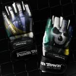 PunchTown KARPAL eX TAT2 Brazil MMA Gloves