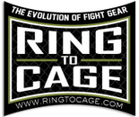 Decal - RING TO CAGE - The Evolution of Fight Gear