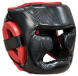 NO LOGO Sparring Headgear-chin & cheek