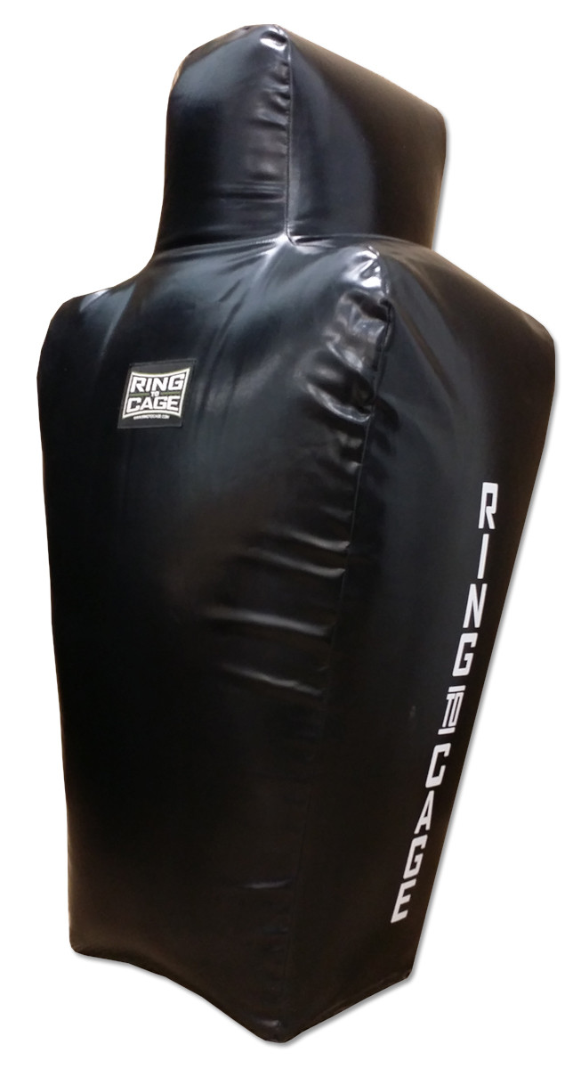 Deluxe Mma Ground Amp Pound Training Floor Striking Bag