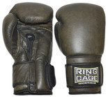 Deluxe MiM-Foam Sparring Gloves -  Safety Strap..