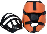 MUGHALS Safety Plastic Mask Training Headgear