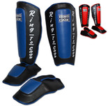 Deluxe Muay Thai Pro-Style Shin instep