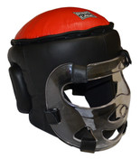 YOUTH Safety Shield Training Headgear, with removable Plexiglass Mask