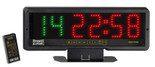 All Sports Digital Multi-Timer with Remote. CrossFit, Boxing, MMA, Spinning, Aerobics