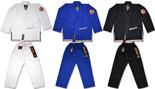 MUGHALS Kids Brazilian Jiu Jitsu Kimonos