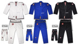 Elite Brazilian Jiu Jitsu Kimonos with 2 Pants