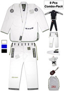 RollHard Ultima 2.0 BJJ Kimonos with 2 Pants & Compression COMBO