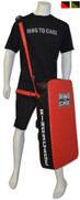 Strapped-On Muay Thai Side&Low/Leg Kick Pad