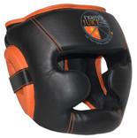 FightersJuice Sparring Headgear-chin & cheek