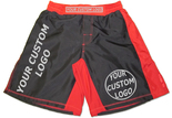 CUSTOM Premium MMA Board Shorts - Youth & Adult