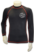 CUSTOM Grappling Long Sleeve Rash Guard