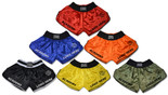 CUSTOM Retro Muay Thai Shorts - 6 colors
