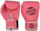 CUSTOM Women's Classic Boxing Gloves - Pink or Purple
