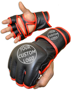 CUSTOM Ultimate Combat Fight/ Training Gloves