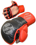 CUSTOM MMA Safety Sparring Gloves