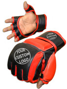 CUSTOM MMA Maximum Safety Sparring Gloves