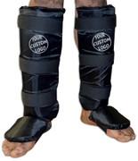 CUSTOM Ultra Light Krav Maga Shin instep -  Barefoot Style