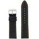 Carbon Fiber Style Watch Band
