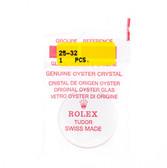 Original Rolex Crystal Case 1019 Milguass