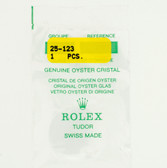 Original Rolex Crystal 25-123