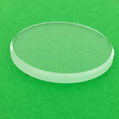 Watch Crystal Mineral Thick Magnifier Glass