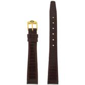 Gucci 13mm Burgundy watch band 2200L