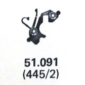 ETA 959.001 set Bridge lever