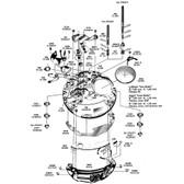 ETA 210.001 450 Setting Wheel Original