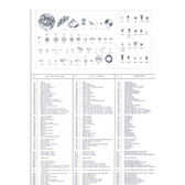 ETA 2390 415 Ratchet Wheel Original