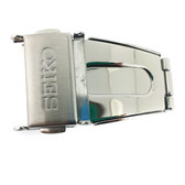 Seiko Push button buckle
