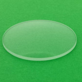 Watch Crystal Mineral Dome 1mm Thick