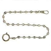 Pocket Watch Chain -PC1-W - Main