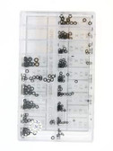 Crown and Push button gasket assortment - Main