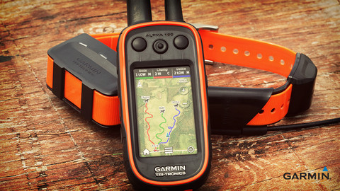 Garmin Alpha 100 GPS Dog Tracking system