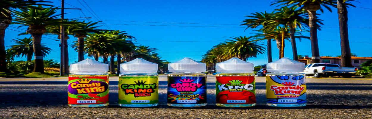 Dripmore Candy King eliquids for ecigforlife