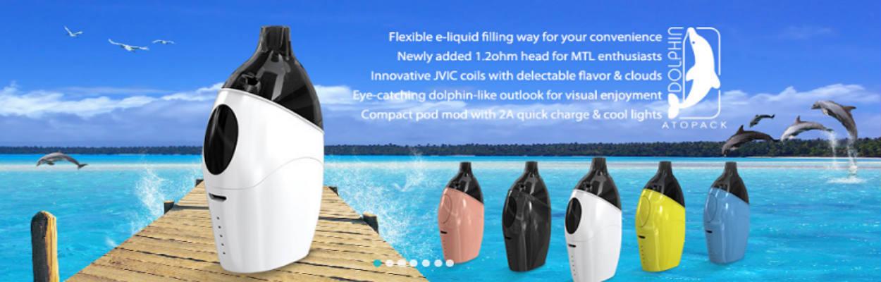 Joyetech Dolphin Atopak for ecigforlife