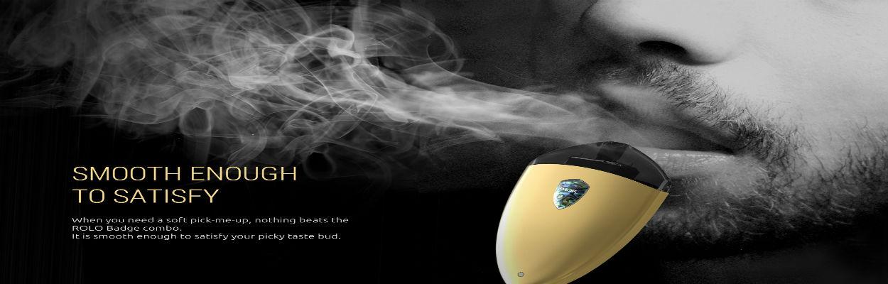 Smok Rolo Badge for ecigforlife