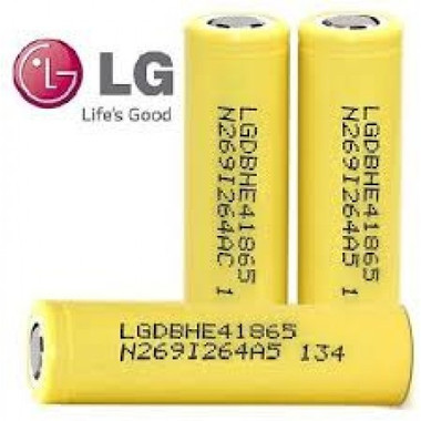 LG 18650 H4 battery for ecigforlife