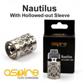 nautilus hollow sleeve tank ecigforlife electronic cigarette starter kit