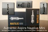 nautilus mini ecigforlife e cigarette starter kits