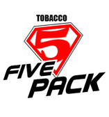 five pack zerocig personal vapourizer eliquid