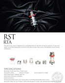 rst tank C.O.V for ecigforlife
