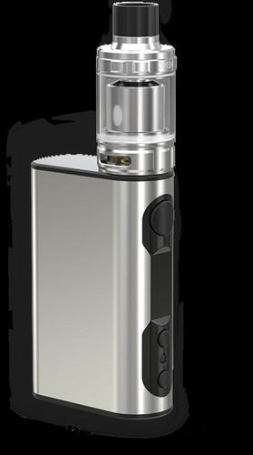 iStick QC 200W with upgraded Blazer 200 subtank for ecigforlife