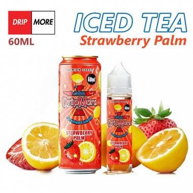 Strawberry Palm Dripmore for ecigforlife