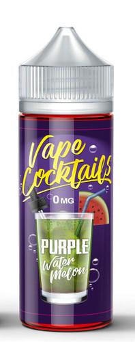 Vape Cocktails- PurpleWatermelon - 100ML